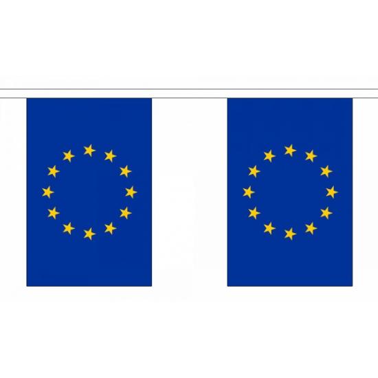 Vlaggenlijn europese uni