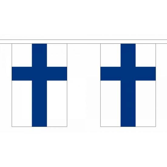 Vlaggenlijn finland 9 m