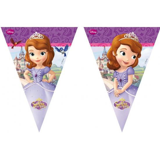 Vlaggenlijn Sofia het prinsesje