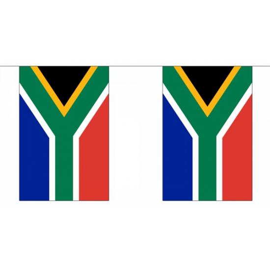 Vlaggenlijn zuid afrika 9 m