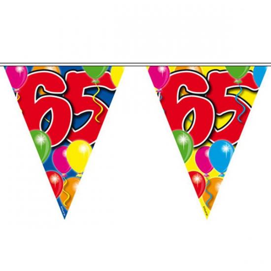 Vlaggenlijnen 65 jaar