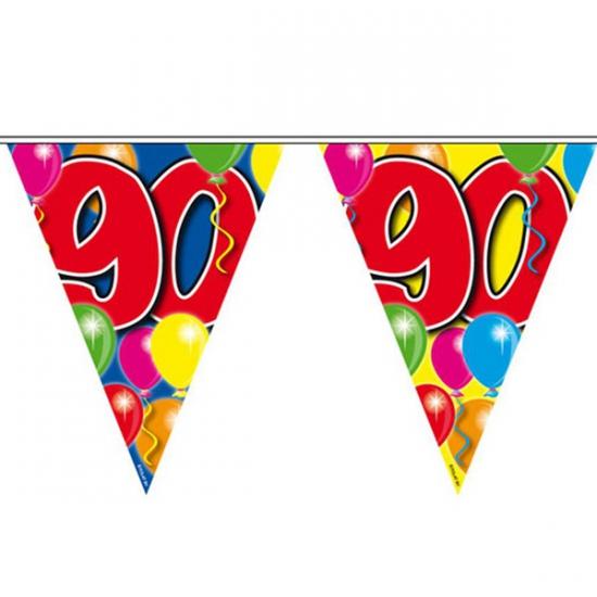 Vlaggenlijnen 90 jaar