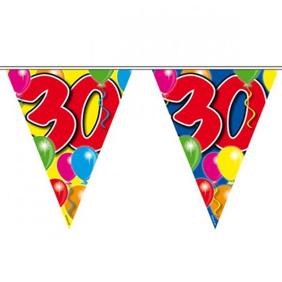 Vlaglijn 30 jaar