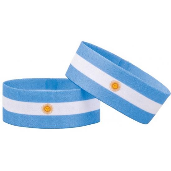 Voetbal armband Argentinie