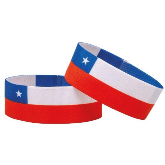 Voetbal armband Chili