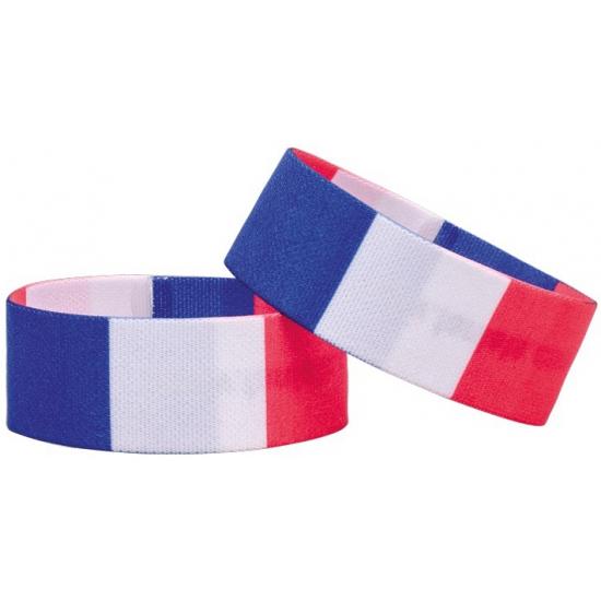 Voetbal armband Frankrijk