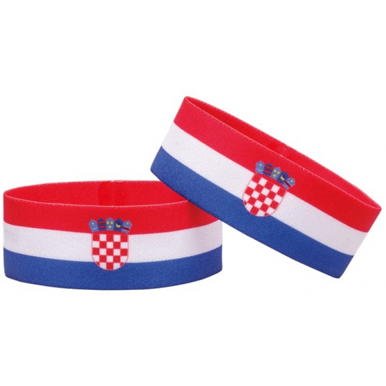 Voetbal armband Kroatie