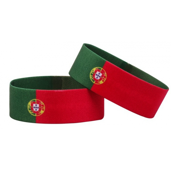 Voetbal armband Portugal