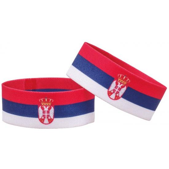Voetbal armband Servie