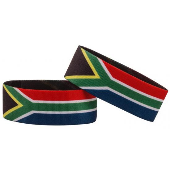 Voetbal armband Zuid Afrika