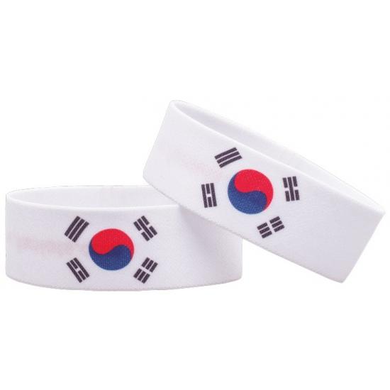 Voetbal armband Zuid Korea