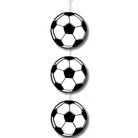 Voetbal hangdecoratie