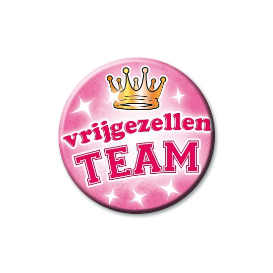 Vrijgezellen team button