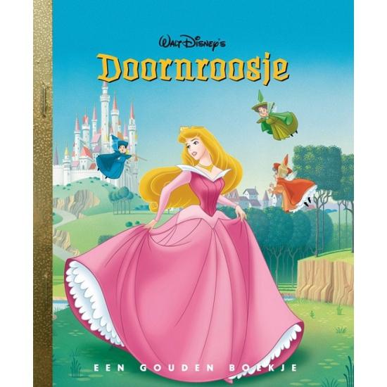 Walt Disney boek Doornroosje