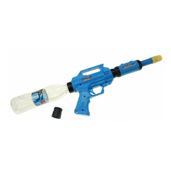 Watergun voor plastic flessen 63 cm