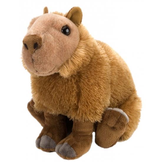 Wild Republic knuffel capibaras 30 cm