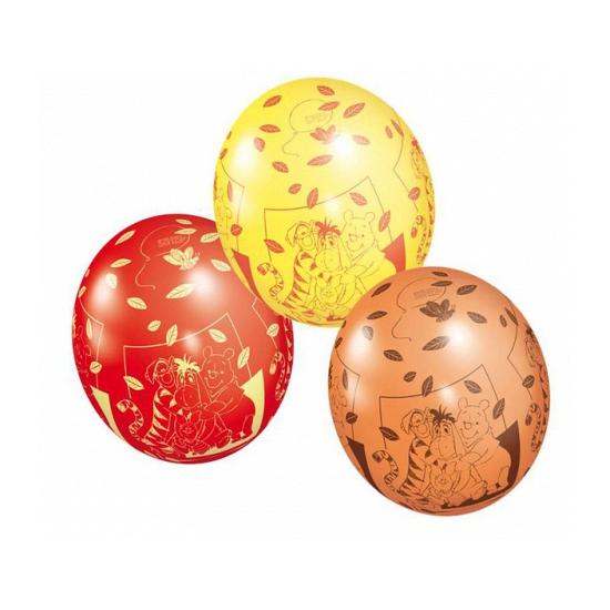 Winnie de Poeh decoratie ballon 5 stuks
