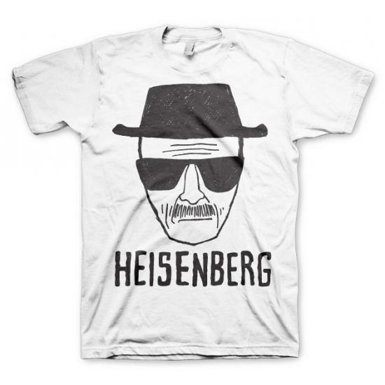 Wit Heisenberg t shirt