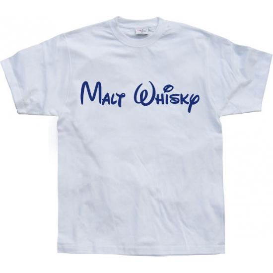 Wit Malt Whisky t shirt