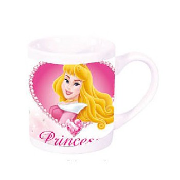 Witte Disney Prinses mok 230 ml