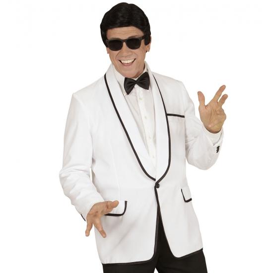 Witte gangnam style jas