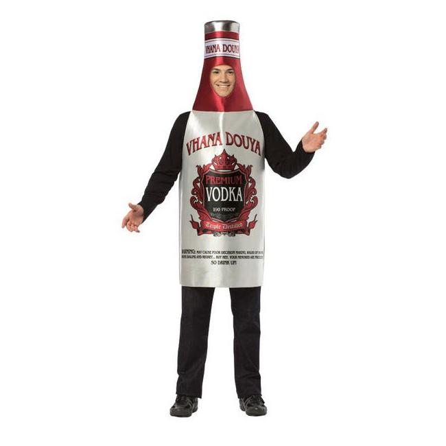 Wodka flessen pajk