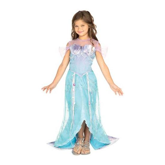 Zeemeermin jurkje voor meisjes