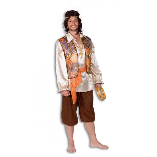 Zigeuners verkleed kleding heren