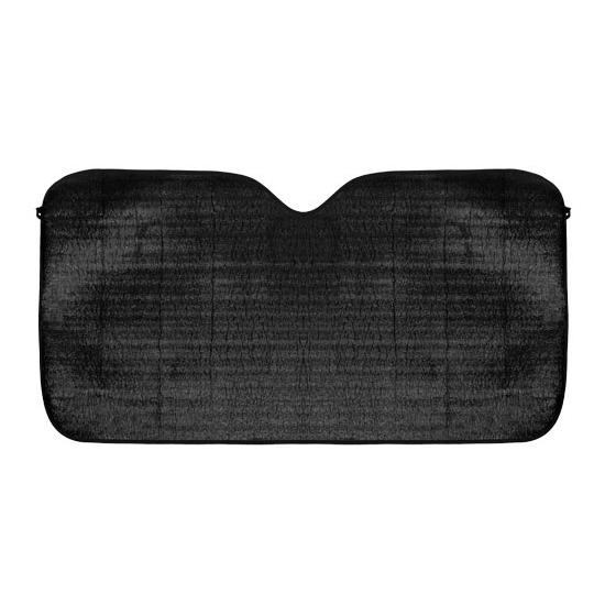 Zonwerend scherm zwart voor de auto