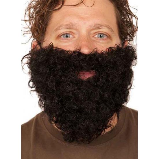 Zwarte baard kabouter