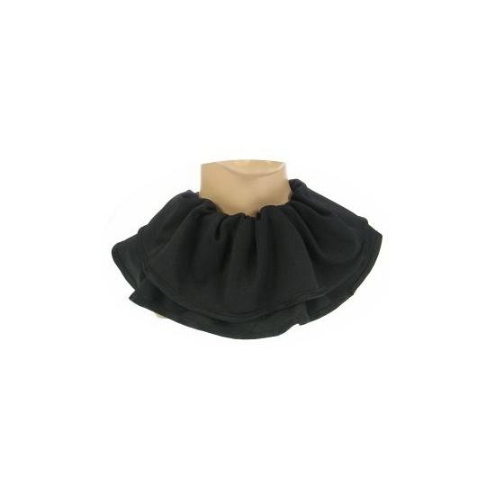 Zwarte kraag van Zwarte Piet