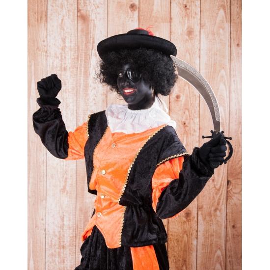 Zwarte Piet piraat