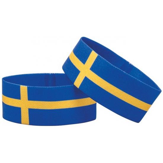 Zweden fan armbandje