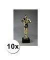 10 luxe award beeldjes 22 cm