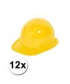 12 voordelige gele kinder bouwhelmen