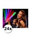 24 lichtgevende party staven