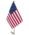 Amerika autoraamvlag 28 x 44 cm