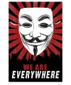 Anonymous poster 61 x 91 5 cm
