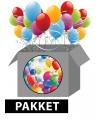 Ballonnen feestpakket versiering