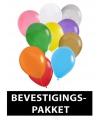 Ballonnen ophang pakket