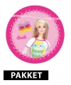 Barbie kinderfeest pakket