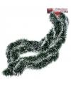 Besneeuwde folie slinger 270 cm