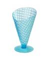 Blauwe ijscoupe 9 2 cm