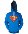 Capuchon sweater superman logo