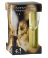 Champagne glazen 4 stuks
