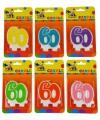 Cijferkaars 60 jaar
