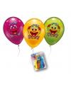 Clown ballonnen 6 stuks