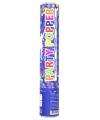 Confetti kanon gekleurd 28 cm