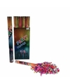Confetti kanon kleuren 60 cm