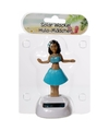 Dansend hawaii meisje blauw 10 cm solar